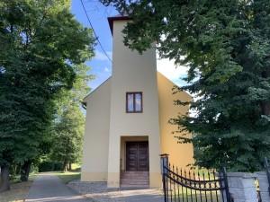 Kostol Tehla